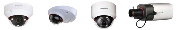 Honeywell video camera models